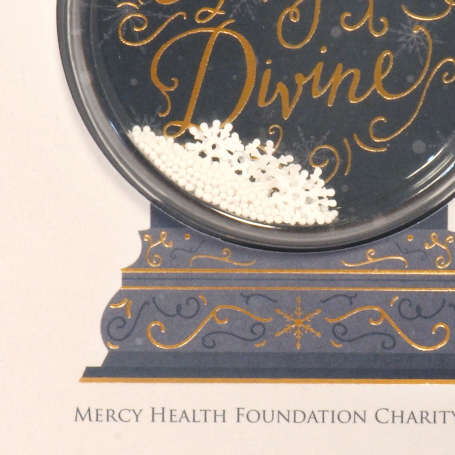 Mercy Health Charity Ball Card