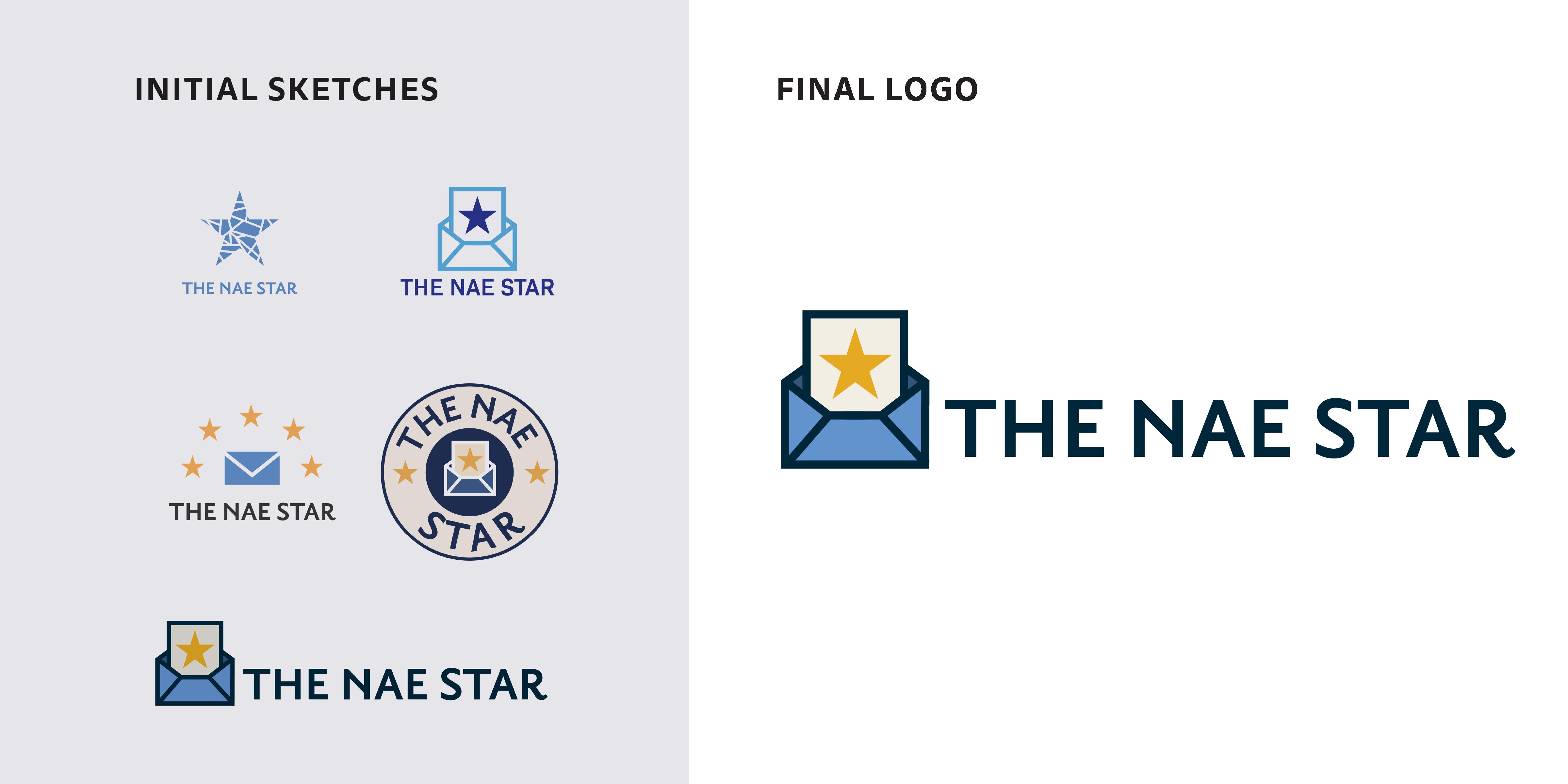 NAE Star Logo